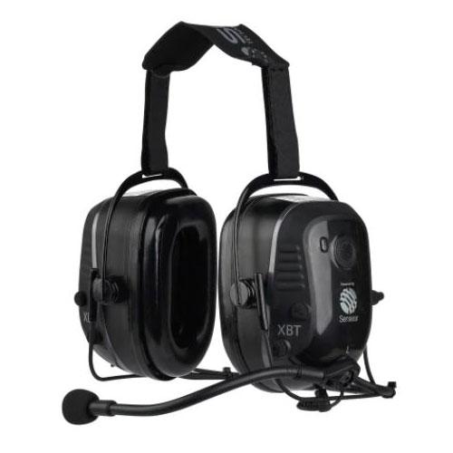Single Ear Boom Mic HEADSET Motorola TRBO XPR XPR7550 XPR6350 XPR6580 XPR6550